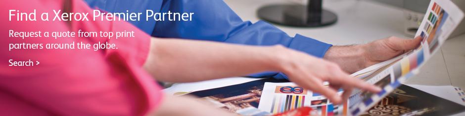 Find a Xerox Premier Partner
